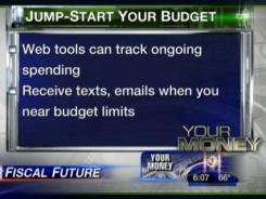 Tips on how to jumpstart budgeting and saving.