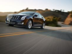 The 2013 Cadillac XTS.