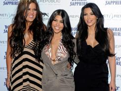 A prepaid card from Kardashian sisters (from left) Khloe, Kourtney and Kim, was discontinued in 2010.