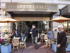 A La Boulange bakery.