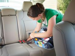 "Regulators are ""dismantling"" their own child seat rules, a safety advicate says."