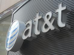 AT&T shares are up more than 15% this year.
