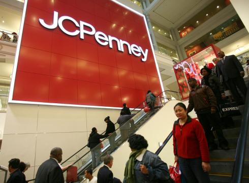 Penney marketing chief steps down as ads disappoint