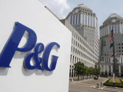 Shares of Procter & Gamble are down 10% so far this year.
