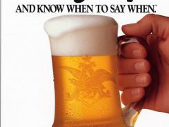 Cheers: A-B ad from 1989.