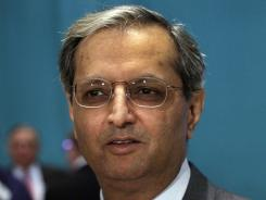 Citigroup CEO Vikram Pandit.