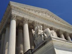 The U.S. Supreme Court building June 27, 2012 in Washington, D.C.