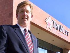 Dave McIntyre Jr. is the president of TriWest Healthcare Alliance, a health care company providing benefits for military people.