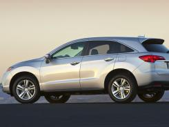 The 2013 Acura RDX.