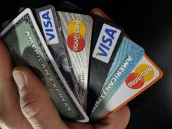 Consumer credit cards.