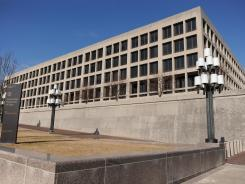 The Department of Labor Building in Washington, D.C.
