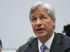 JPMorgan Chase Chairman and CEO Jamie Dimon testifies at a House committee hearing on Capitol Hill in Washington, D.C., June 19, 2012.