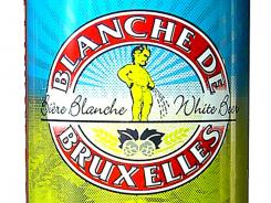 Blanche de Bruxelles is brewed by Brassiere Lefebvre of Quenast, Belgium. It is 4.5% ABV.