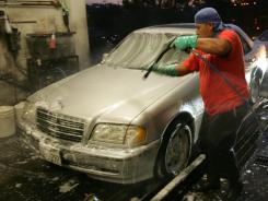 A free 'car wash' for your best customers can help build your business.