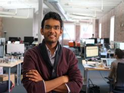 "Akshay Kothari: San Francisco has ""definitely become the hotbed of a lot of exciting start-ups."" says the co-founder and CEO of Pulse."