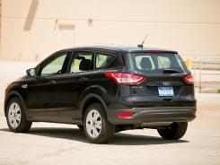 2013 Ford Escape SUV.