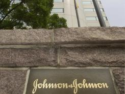 Johnson & Johnson corporate headquarters in New Brunswick, N.J.