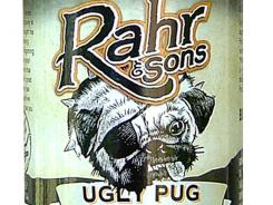Ugly Pug Black Lager from Rahr &amp; Sons Brewing Co. in Fort Worth is 4.5% ABV.