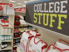 Retailers are launching back to school promotions as students and parents prepare for the start of the school year.