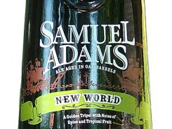 New World beer from Boston Beer Co., is 10% ABV.