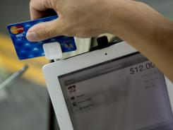 Companies like Square are creating payment processing products that also can turn phones and tablets into point-of-sales transactions systems.