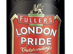 Fuller's London Pride from Fuller, Smith & Turner in England is 4.7% ABV.
