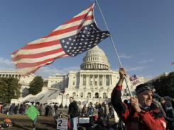 Gridlock in Washington could push the economy off the 'fiscal cliff,' some economists say.