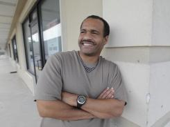 Air Force veteran Darrel Ferdinand is setting up a UPS Store not far from his home in New Orleans.