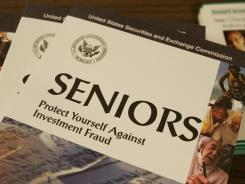 About 20% Americans over the age of 65 have been the victim of a financial swindle, according to a 2010 report by IPT.