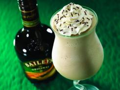 Red Robin offers the Baileys Irish Cream Shake.