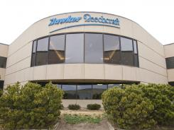 The Hawker Beechcraft headquarters in Wichita, Kan.