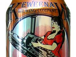 Widow Maker Black Ale beer from Keweenaw Brewing Co. of South Range, Mich., is 5.2% alcohol by volume.