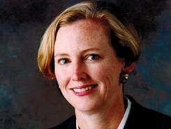 Ellen Kullman, DuPont CEO.