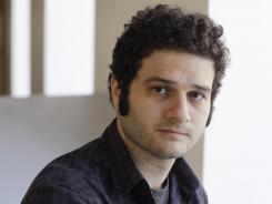 Dustin Moskovitz co-founder of Facebook and the collaborative software company Asana, outside his office in San Francisco.