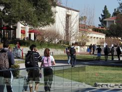 Claremont McKenna College in Claremont, Calif.