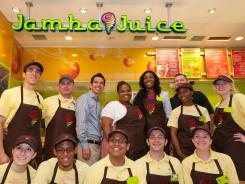 Tennis star Venus Williams has joined Jamba Juice as a spokesperson and a franchise owner.