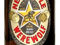 Newcastle Werewolf from Caledonian Brewery in Edinburgh, Scotland, is an ale with 4.5% ABV.