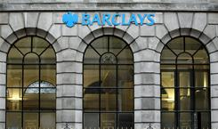 """Barclays and the other members of Britain's """"Big Four"""" banks HSBC and part-nationalized lenders Royal Bank of Scotland and Lloyds agreed to a government deal to keep down bonuses and lend more money to businesses."""