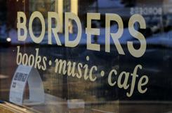 Borders Group, a chain of bookstores, including this one in Glen Mills, Pa., will close about 200 stores.