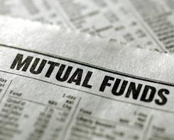 You can check your mutual fund prices in most newspaper's financial section.