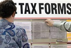 Taxpayers who claim itemized deductions had to wait until Feb. 14 to file this year because of tax legislation that passed at the end of 2010.