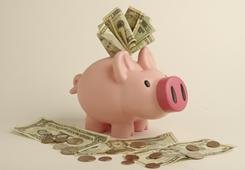 Taking a portion of your earnings and putting it away is the first step toward saving and investing.