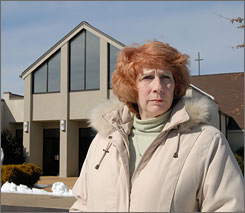 Kathleen Pfeiffer says she doesn't attend St. Jude Catholic Church in Mineral, Va., anymore since her pastor embezzled more than half a million dollars from the church. Churches have been warned that they lack the rules that might have prevented recent thefts and embezzlements, but many are wary of subjecting clergy to corporate-style oversight.