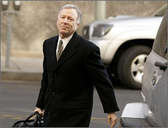 Former Dick Cheney aide Lewis 'Scooter' Libby was found guilty of four out of five charges in the CIA leak case.