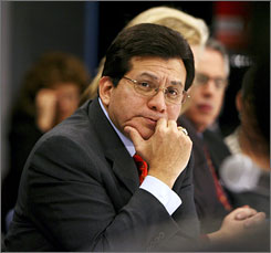 Alberto Gonzales, seen as unflinching after 9/11, has been described less favorably in an investigation into firings of U.S. attorneys.