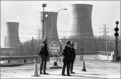 No nuclear power plant has been built in the USA since a partial core meltdown in 1979 at the power plant near Harrisburg, Pa. The accident sparked an anti-nuclear protest movement.