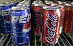 """There is compelling evidence that soft drinks have negative effects, and so actions such as stopping their sale in schools and scaling back marketing to children are justified,"" says the director of the food and obesity center at Yale."