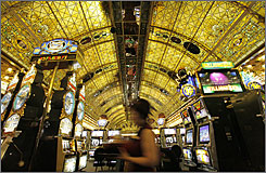The Tropicano Resort & Casino's 4,000-square-foot stained-glass ceiling, installed in 1979 and estimated to be worth more than $1 million, is not likely to survive the hotel's makeover.