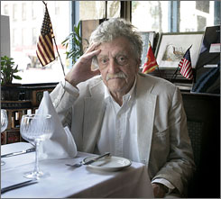 Kurt Vonnegut was the author of at least 19 novels, dozens of short stories, essays and plays.
