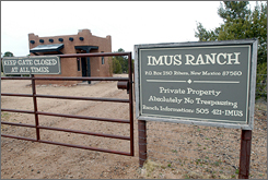 Future fundraising for the Imus Ranch in Ribera, N.M., could be endangered after the shock jock's firing last week.  The ranch lets children with cancer and other illnesses experience the life of a cowboy.